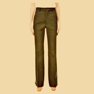 Lauren Ralph Lauren Wool Gaberdine Trousers